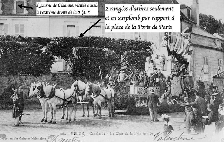 Fig. 8. Hypothèse 3 - Les arbres vers 1903