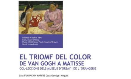 Le triomphe de la couleur, de van Gogh à Matisse