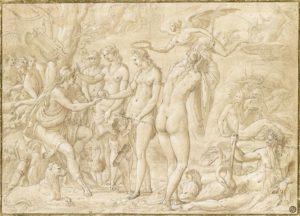Fig. 15. 1530 Luca Penni, Musée du Louvre, DAG