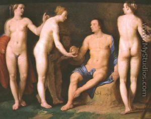 Fig. 21. 1624 Cornelis Cornelisz Van Haarlem