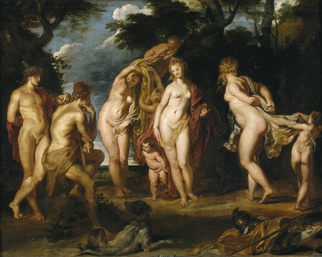 Fig. 25. 1636 Peter Paul Rubens, Musée du Prado