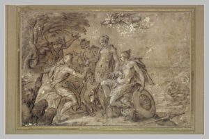 Fig. 26. 1590 D'après Hans von Aachen Louvre DAG