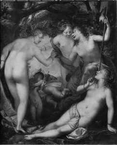 Fig. 26. 1668 Pietro Liberi, Dresden Gemäldegalerie