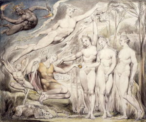 Fig. 33. 1811 William Blake, British Museum