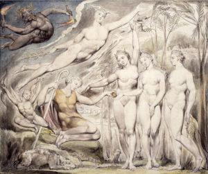 Fig. 33. 1811 William Blake, British Museum