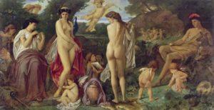 Fig. 47. 1869-70 Anselm Feuerbach, Kunsthalle de Hambourg