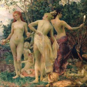 Fig. 61. 1892, Vojtěch Hynais détail
