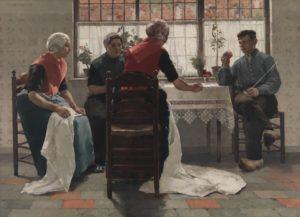 Fig. 67.Vers 1886 Walter McEwen, 129x165 cm, Virginia Museum of Fine Arts