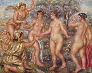 Fig. 74. 1908-10 Pierre-Auguste_Renoir, Phillips Collection, Washington DC