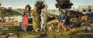 Fig. 9. 1485-88 Sandro Botticelli, Venise, Palais Cini