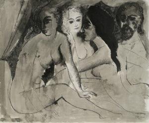 Fig. 94. 1963 Paul Delvaux