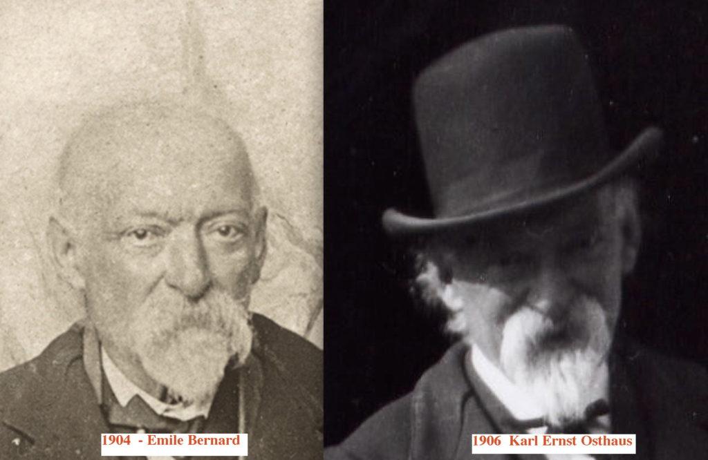 Portrraits 1904-1906