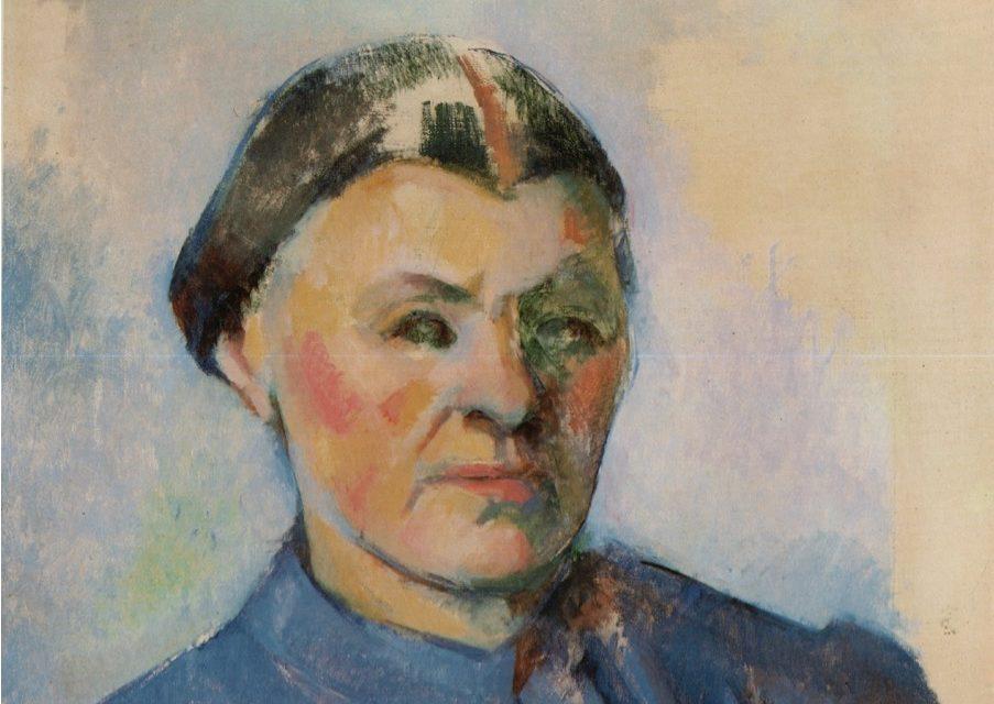 La Figure humaine dans l'oeuvre de Cezanne