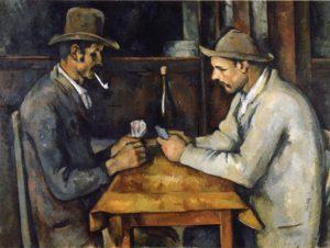 Les Joueurs de cartes 1892-1893 (FWN685-R710)