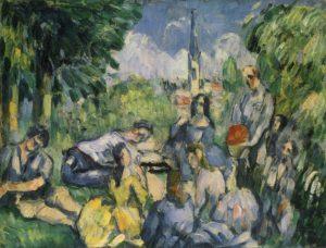 Le Déjeuner sur l'herbe 1876-1877
