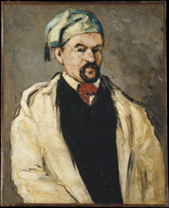 L'homme au bonnet de coton (l'oncle Dominique) R107 Oil on canvas ca 66 79.7 x 64.1 cm)