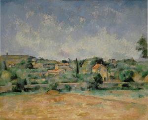 La Plaine de Bellevue FWN276-R716 1890-1892 Huile sur toile 79.4 x 99 cm Barnes Foundation, Philadelphia