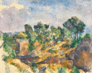 Bibémus FWN304-R794 1894-1895 Huile sur toile 71 x 90 cm New York, Guggenheim Museum