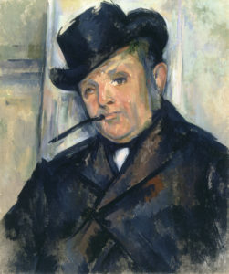 Fig. 2. Portrait d'Henri Gasquet FWN522-R810 Oil on canvas 1896 56 x 47 cm