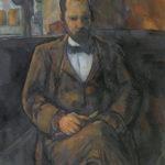 Portrait de M. Ambroise Vollard R811 Huile sur toile 100 x 82 cm 1899