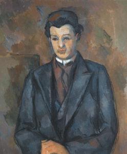 R835 Portrait du peintre Alfred Hauge FWN532-R835 71.8 x 60.3 cm huile sur toile 1899