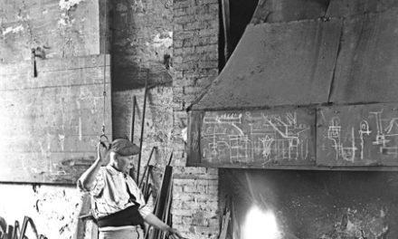 Cyrille Rougier, le ferronnier ami de Cézanne