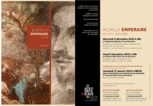 Catalogue de l'exposition 2013