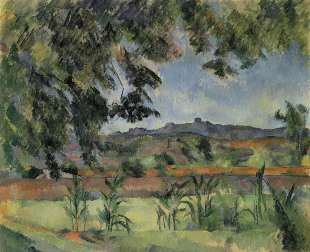 Le Pilon du Roi 1887-1888 ; huile sur toile ; 82 x 98 c Zurich, Sammlung Oskar Reinhart, am Römerholz, Winterthur, R605 FWN 242