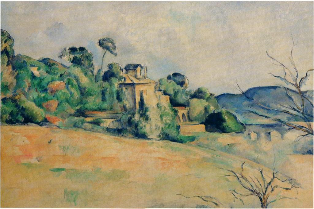 La Bastide L'Ensoleillée près d'Aix 1885-87 R609, FWN229