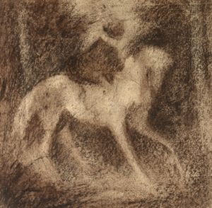Achille Emperaire, la Course en forêt