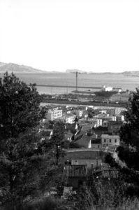 Photographie R. Pataut, 1989