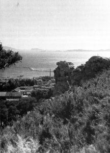Photographie John Rewald, 1935