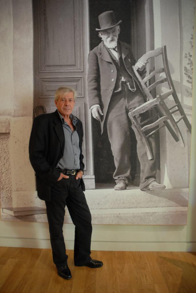 Philippe Cezanne et son arrière-grand-père