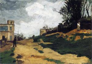 Paysage, vers 1867 33 x 46 cm R130 FWN46