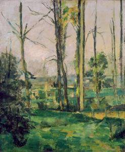 Paysage - Orée d'un bois 1876 60 x 50 cm R276, FWN103