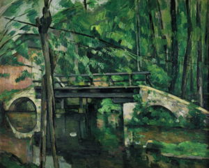 Le pont de Maincy 1879-1880 58.5 x 72.5 cm R436 FWN143