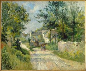 Vignon, Le Hameau du Valhermé, 1880