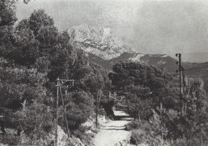 Photographie John Rewald 1935
