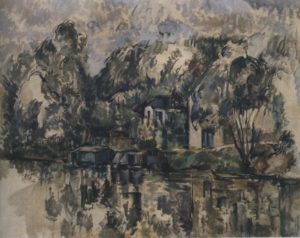 Ernestine Fabbri Ludolff - copie de Au bord de l'eau, 1934