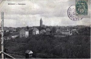 Carte postale début XXe siècle