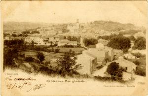 Carte postale ancienne, vers 1900