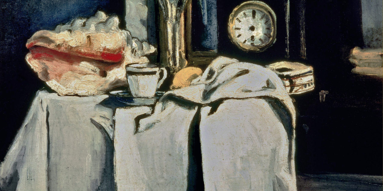 Cézanne and Time  (Takanori Nagaï)