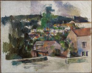 Paysage, 1888-1890 64.5 x 81 cm R604-FWN252