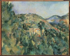 La Colline des Pauvres près du Château Noir, avec vue sur Saint-Joseph, 1888-1890 65 x 81 cm R612 FWN260