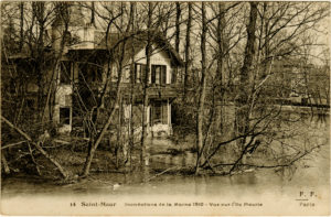 Carte postale vers 1910