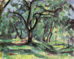 Sous-bois, 1890-1892 73 x 92 cm R699 FWN266