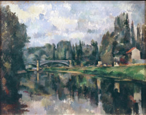 Le Pont sur la Marne à Créteil, 1890-1894 71 x 90 cm R729-FWN288