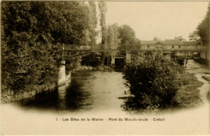 Carte postale ancienne (Alain Mothe)