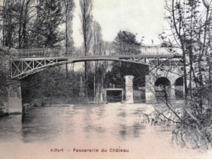 Carte postale ancienne (Raymond Hurtu)