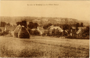 Giverny Carte postale ancienne (Alain Mothe)